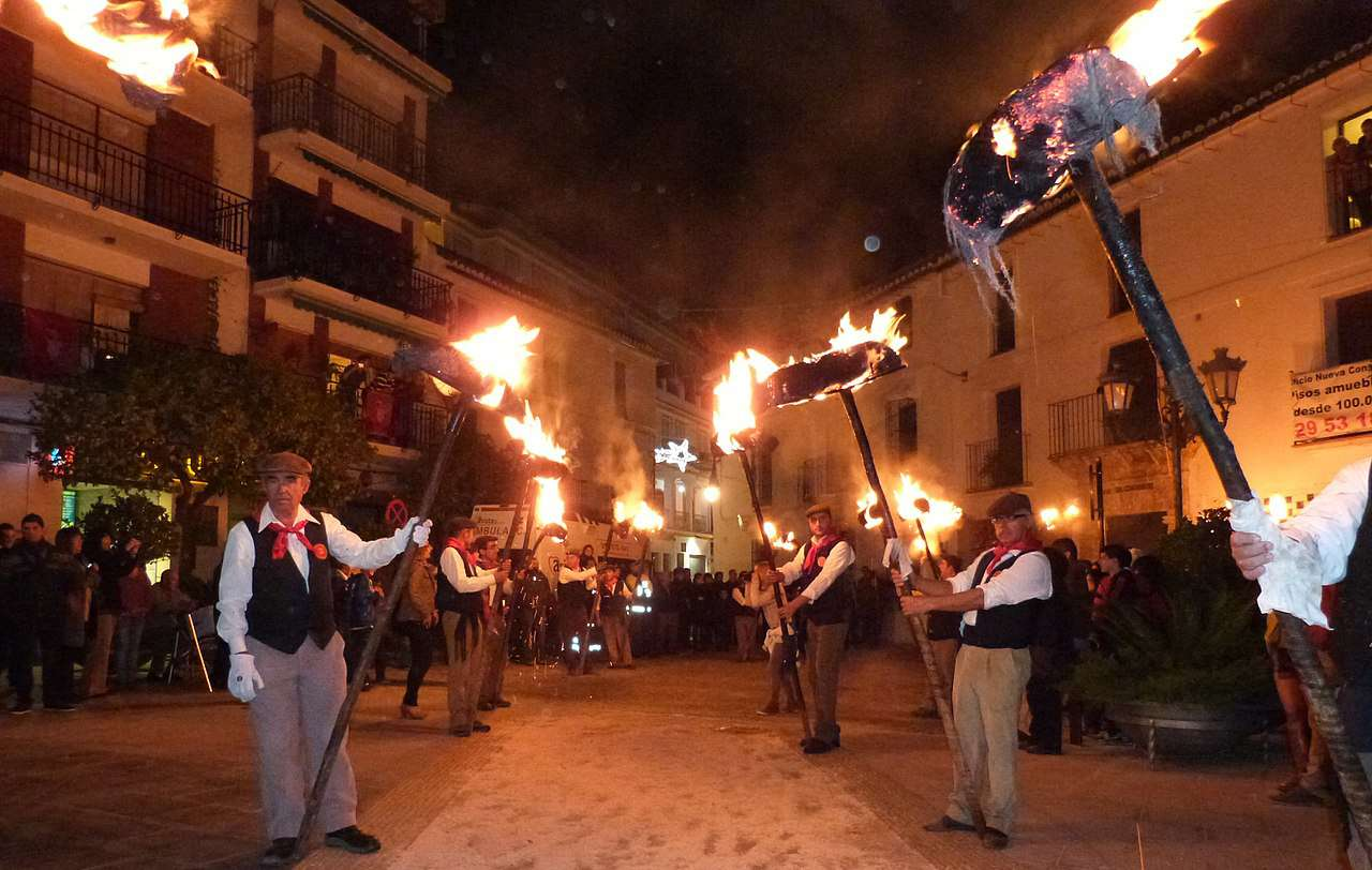 Fiestas Casarabonela