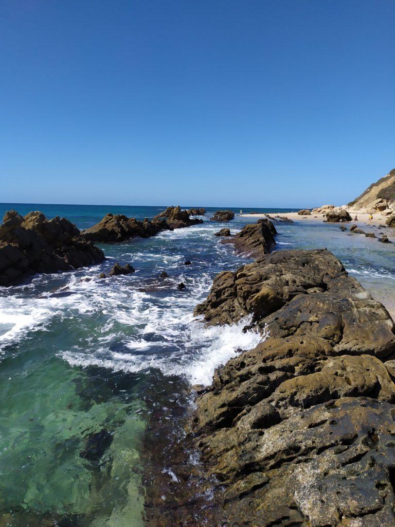 El Lentiscal a Paloma Baja.  Bolonia. Cádiz. PN del Estrecho.
